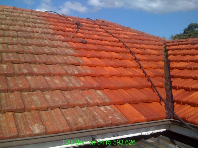 Roof Restoration Melbourne Roof Cleaning Call Ben 0415